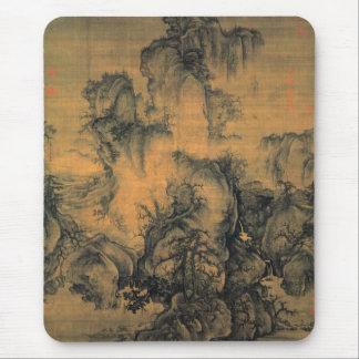 Primavera temprana de Guo XI Tapetes De Ratón