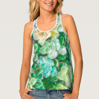 Primavera verde floral por Cindy Bendel