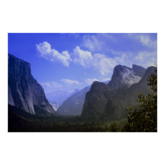 Primavera Vista - valle de Yosemite Impresiones