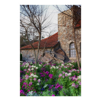 Primavera y el castillo impresiones