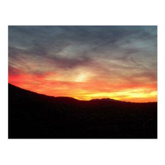 Primaveras de Dolan, puesta del sol de Arizona Postal
