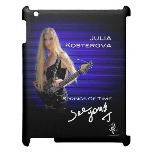 Primaveras de Julia Kosterova del tiempo - caso fi