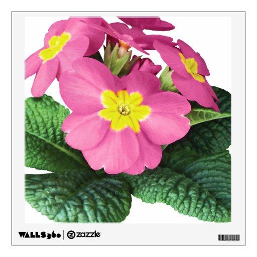 Primaveras rosadas brillantes