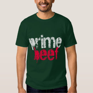 Prime Beef T-shirt