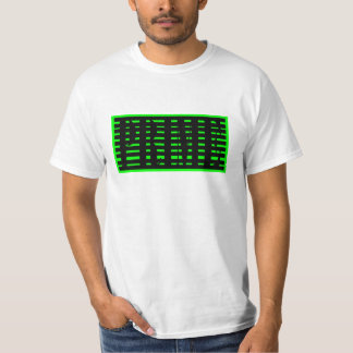 Prime Executive Black and Neon T-Shirt