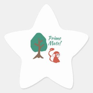 Prime Mate Star Stickers