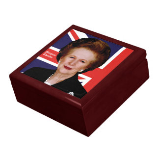 Prime Minister Margaret Thatcher - The Iron Lady Gift Box