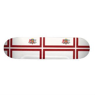 Prime Minister Of Latvia, Kyrgyzstan Custom Skateboard