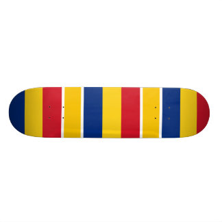 Prime Minister Of Romania, Romania Custom Skateboard