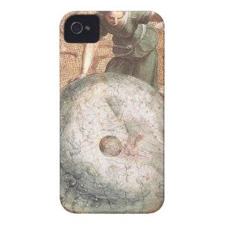 Prime Mover, 'Stanza della Segnatura' by Raphael iPhone 4 Case-Mate Case