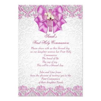 Primer 1r rosa cruzado de la lila de los chicas de anuncio