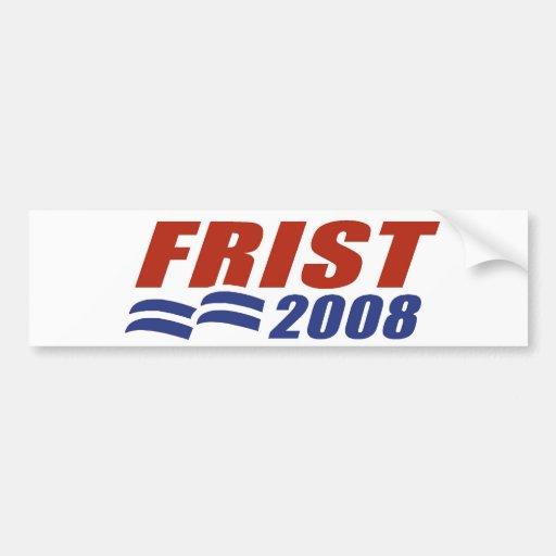 Primer 2008 etiqueta de parachoque