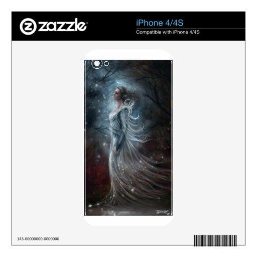 Primer beso de Frost.jpg Calcomanía Para El iPhone 4S