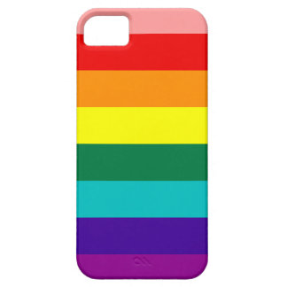 Primer caso del iPhone 5 de la bandera del orgullo iPhone 5 Carcasa