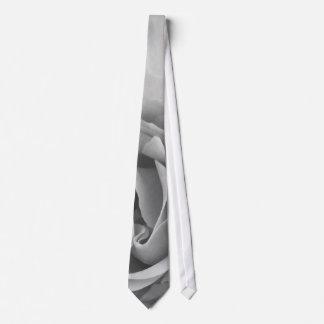 Primer color de rosa de plata corbatas personalizadas