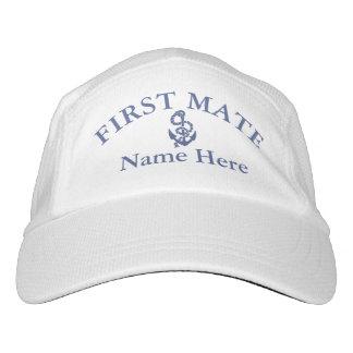 Primer compañero - personalizable gorra de alto rendimiento