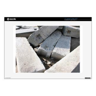 Primer concreto grande de los bloques huecos calcomanía para 38,1cm portátil