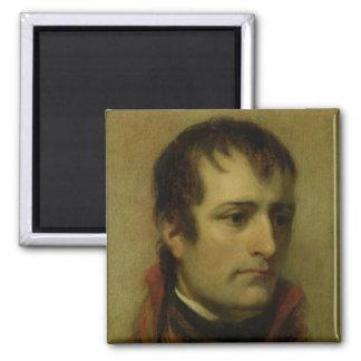Primer cónsul de Napoleon Bonaparte, 1802 Imán Cuadrado