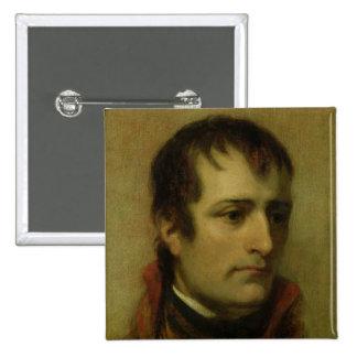Primer cónsul de Napoleon Bonaparte, 1802 Pin Cuadrada 5 Cm