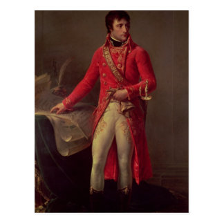 Primer cónsul de Napoleon Bonaparte, 1802 Postal