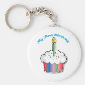 Primer cumpleaños llavero