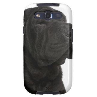 Primer (de 1 año) de Shar Pei Samsung Galaxy S3 Protector