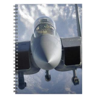 PRIMER DE AFGANISTÁN F-15 LIBRETA ESPIRAL