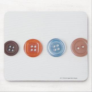 Primer de botones alfombrillas de ratones