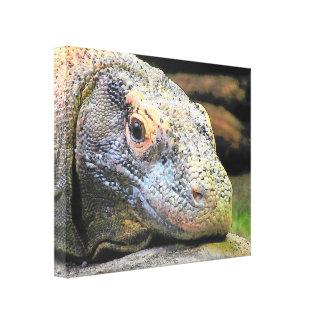 Primer de Komodo por DJONeill Impresión En Lienzo
