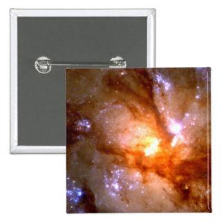 Primer de la galaxia de las antenas 4038 4039 de pin