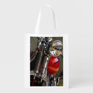 Primer de la linterna de la motocicleta bolsas de la compra