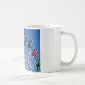 Primer de la noria taza de café