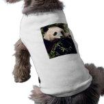 Primer de la panda camisas de perritos