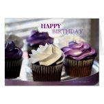 Primer de la tarjeta de cumpleaños de las magdalen