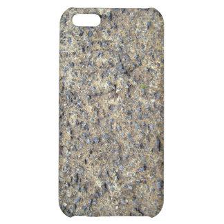 Primer de la textura de tierra rocosa