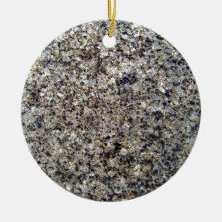 Primer de la textura del fondo del granito ornamentos de reyes magos