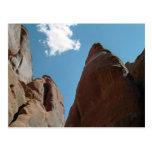 Primer de las aletas de la piedra arenisca tarjetas postales