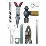 Primer de las herramientas del trabajo postal
