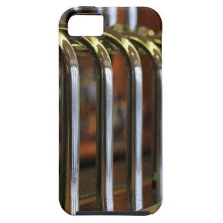 Primer de los golpecitos de la barra iPhone 5 cárcasa