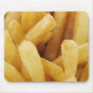 Primer de patatas fritas alfombrilla de raton