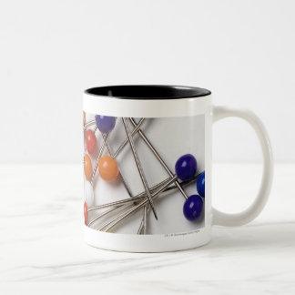 Primer de pernos rectos tazas de café