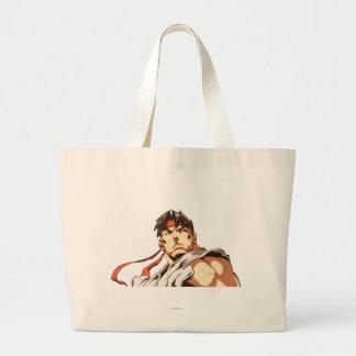 Primer de Ryu Bolsa De Tela Grande