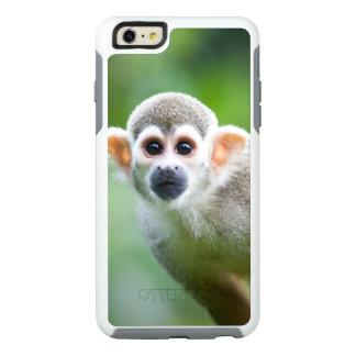 Primer de un mono de ardilla común funda otterbox para iPhone 6/6s plus
