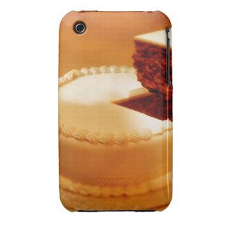 primer de un pedazo del corte de torta que es saca iPhone 3 Case-Mate protector