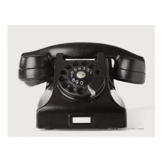 Primer de un teléfono rotatorio postal