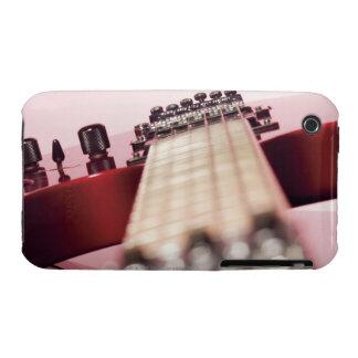 Primer de una guitarra eléctrica funda para iPhone 3