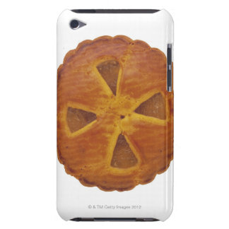 Primer de una tarta iPod touch cárcasa