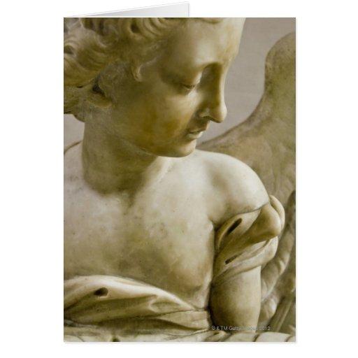 primer del ángel en ángelus del degli de Santa Mar Felicitación