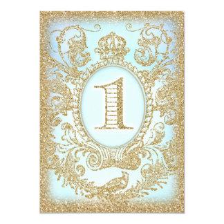 """Primer del cumpleaños príncipe érase una vez invitación 5"""" x 7"""""""
