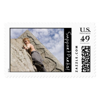 Primer del escalador sello